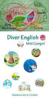 Diver English mini campamentos
