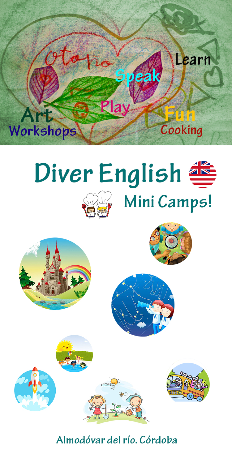 Diver English mini camps